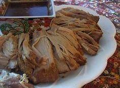 Crock Pot Teriyaki Pork Roast