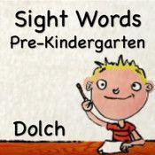 Sight Words - Pre-Kindergarten Dolch Pre-Primer - Talking Funny Flash Cards