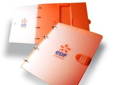 EDF Energy Polypropylene Ring Binder - a creative packaging solution produced A4 Ring Binder, Box Supplier, Packaging Solutions, Creative, Rings, Wire, Ring, Jewelry Rings, Cable