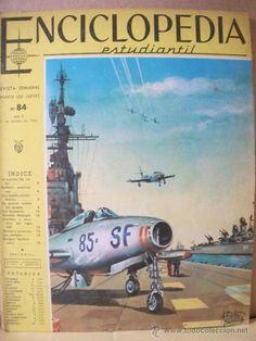 Enciclopedia Estudiantil CODEX - Completa y entera - Nº 84 - 1 febrero 1962