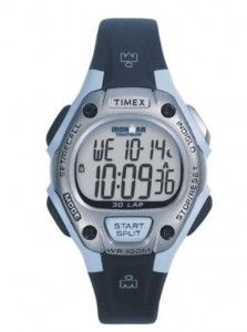 Timex Ironman Triathlon Midsize Traditional 30-Lap Sports Watch with Color Indiglo