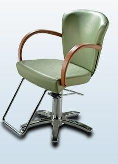 The Liu Salon Chair by Takara Belmont