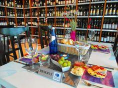 Wine & Deli & Coffee & Glass - IN MEDIO Bratislava - kaviareň  www.vinopredaj.sk tel: 02 455 23547 info@vinopredaj.sk