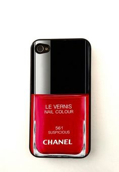 CHANEL iphone case iPhone 4 / 4S Case, iPhone 5 Case,s. $9.99, via Etsy.
