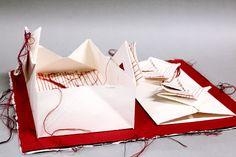 Evangelia Biza Designer Bookbinder, Book Paper Conservator: Book Art