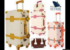 Retro Luggage by Steamline