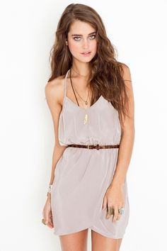 thanks pinterest for showing me nastygal.com so that I had to buy this dress... hope I can pull it off like she does