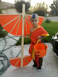 best Avatar costume EVER! my son 2 years ago!!
