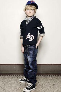 Vestido de Rodar: Salty Dog AW 2012