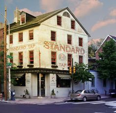 When Standard Tap opened its doors in December 1999, our goal was simple:  to create a neighborhood tavern that featured great beer and wholesome food.  With that in mind, we offer a draft-only beer selection that highlights the vast array of styles crafted by breweries located in Pennsylvania, New Jersey and Delaware.