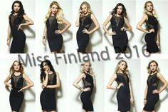 Road to Miss Finland 2016: Top 10 finalists Announced