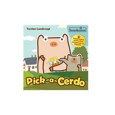 Pick a Cerdo  Divertido juego de observación y agilidad en el que buscaremos similitudes entre las cartas y ser el más rápido apropiándose de cartas.