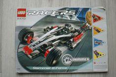 No missing pages or major tears. Lego Instruction Books, Lego Racers, Lego Instructions, Lego Building, Bricks, Ebay, Brick