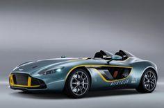 Aston CC100 Speedster