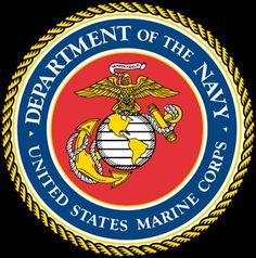 Marine Corps Logo @Kristina Kilmer Kilmer Ann How bout this?