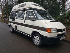 eBay: VW T4 LWB Autosleeper Topaz High top Campervan 2.4D #vwcamper #vwbus #vw ukdeals.rssdata.net