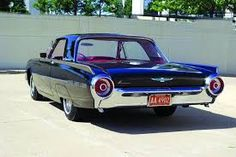 Image result for ford thunderbird pink