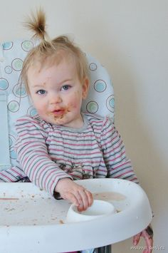 Activities for the very young who eat EVERYTHING - low-cost baby and toddler play ideas! #parenting #babies #toddler