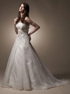 wedding dress wedding gown bridal dress wedding dresses at ShopSimple.com