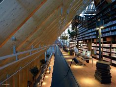 MVRDV, Jeroen Musch · Book Mountain and Library Quarter Spijkenisse