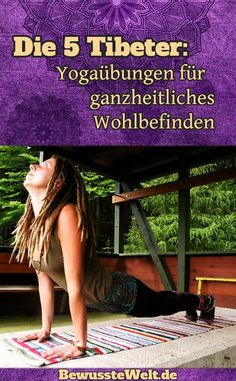 In diesem Artikel erfährst du, wie meine gute Freundin Nadine zu den 5 Tibetern… In this article you will find out how my good friend Nadine found the 5 Tibetans, what advantages they have brought her and how to practice the exercises. Fitness Workouts, Fitness Herausforderungen, Tabata Workouts, Interval Training, At Home Workouts, Fitness Motivation, Pilates Training, Month Workout Challenge, Workout Schedule