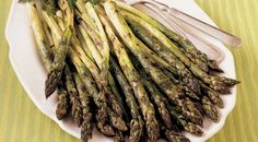 Healthy Grilled Asparagus Recipe from Weber's Real Grilling™ by Jamie Purviance
