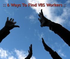 How Can I Find Volunteers For Vacation Bible School? One constant struggle in children's ministry is finding the right workers. Here are some tips for getting the right volunteers for your VB...