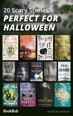 20 Creepy Books to Read This Halloween Halloween is fast approaching! Time to break out some spooky, scary, fun stories! These 20 books are sure to give you a fall chill. Book Tv, Book Club Books, Book Lists, Book Nerd, Reading Lists, Book Series, Best Books To Read, Good Books, My Books