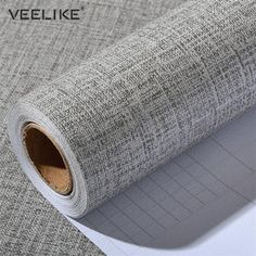 Linen Pvc Vinyl Contact Paper For Kitchen Cabinets Home Decor Self Adhesive Wallpaper For Bedroom Decor Living Room Wall Paper on Best Kitchen Ideas 2582