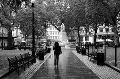 Leicester Square - walking towards the Bard.....