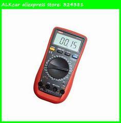 UNI-T UT107 LCD Automotive Portable Multimètre AC//DC Voltmètre Testeur Mètres