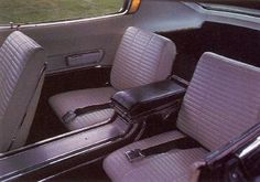 1966 Dodge Charger with 426 Hemi was a 4 passenger car, with 4 bucket seats. The rear seats folded down to make a 7' cargo space...