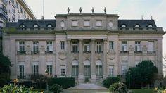 Cómo es el Palacio Bosch, la residencia donde están alojados los Obama en la Argentina