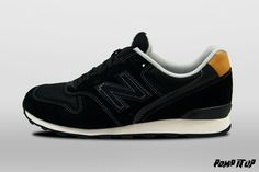 New Balance 996 (Black) For Women Sizes. 36 to 41 EUR Price: CHF 130.- #NewBalance #NewBalance996 #SneakersAddict #PompItUp #PompItUpShop #PompItUpCommunity #Switzerland New Balance 996, Baskets, Chf, Switzerland, News, Sneakers, Shoes, Black, Women