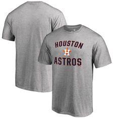 Houston Astros Big & Tall Victory Arch T-Shirt - Ash - $29.99