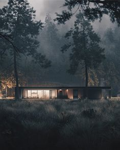 The Lumos 🖤 Render b - Ambiente - Architektur Render Architecture, Architecture Visualization, Interior Architecture, Scandinavian Architecture, Interior Design, Photoshop Rendering, Photoshop Ideas, Exterior Rendering, Cabana
