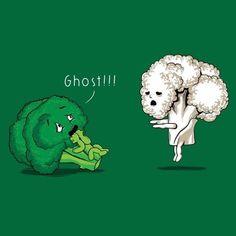Funny Pun: Food Humor or Vegetable Humor
