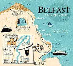 Maps *Updated* - Patrick O'Leary Illustration