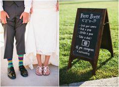 For a photographer free photo booth.  DIY Alamo, CA Wedding! >> Inkspot Photography