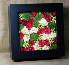 Freeze Dried Wedding Bouquet Flowers In Our Custom Shadow Box Www Facebook Flkeepsakesboutique Flkeepsakes Phoenix Preserve