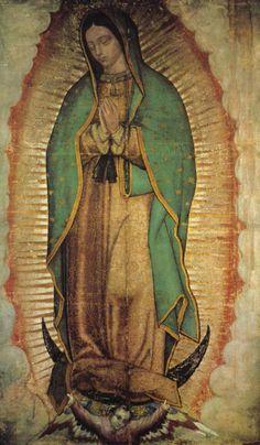 Chrétiens Magazine: Découvertes sur le Tilma de la Vierge de Guadalupe - Par André Fernando García