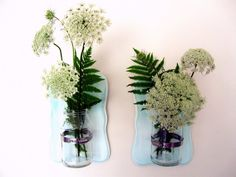 Craftberry Bush: DIY mason jar vase or sconce, the choice is yours....