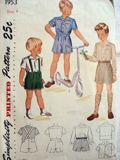 Boy's Summer Wear