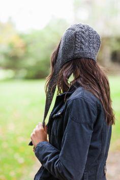 Brigitte bonnet from Brooklyn Tweed