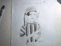 Um desenho que foi para prenda de anos de um menino :)