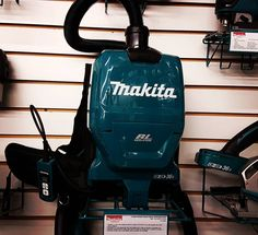 Makita DVC260Z, 18Vx2 (36V) Cordless Brushless Backpack Vacuum Cleaner (Tool Only) - http://cf-t.com/product/makita-dvc260z-18vx2-36v-cordless-backpack-vacuum-cleaner-with-brushless-motor-tool-only/   #Aboveaverageliving #Cantglueitscrewit #Cft #Cftools #Clean #Constructionfasteners #Contractor #Freeshipping #Household #Instagood #Krugerfam #Newtools #Smallbusiness #Tradesman