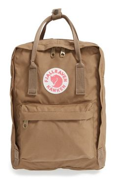 Fjällräven 'Kånken' Laptop Backpack (13 Inch) available at #Nordstrom