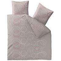 Aqua Textil Bettwasche 200x200 Baumwolle 3tlg Set Kopfkissen