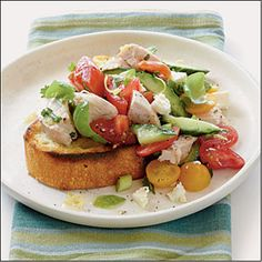 Tomato Chicken Salad  Southern Living