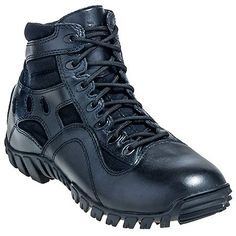 Belleville Boots TR966 Mens Hot Weather Black Lightweight Tactical Boots